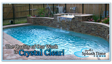 The quality of our work is crystal clear!